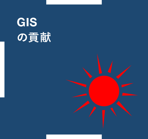 GISの貢献—Save the Earth, Save the People